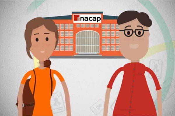 INACAP: Animación promocional